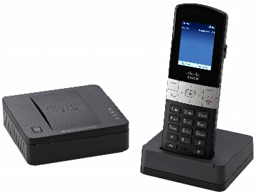 Cisco SPA232D Multi-Line DECT ATA and SPA302D