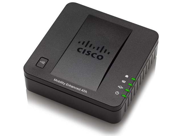 Cisco SPA232D Multi-Line DECT